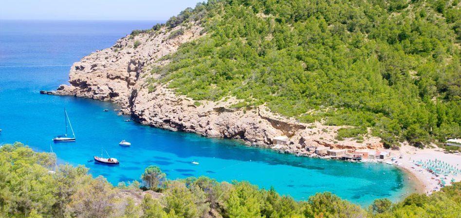 Cala Benirras Ibiza
