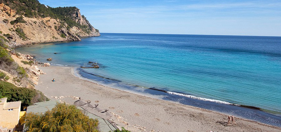 Spiaggia Cala Boix Ibiza