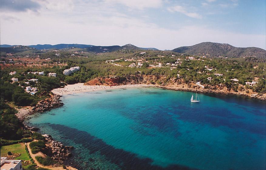 Taxi San Antonio >> Cala Llenya, Ibiza - La guida alla spiaggia
