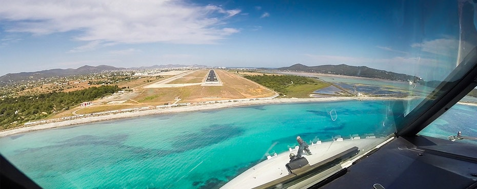 Come arrivare a Ibiza - Tutti i metodi per raggiungere l'isola di Ibiza