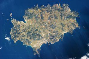 Ibiza satellite