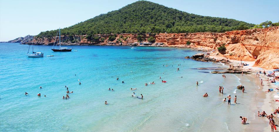 Playa Sa Caleta Ibiza