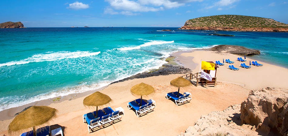 Ibiza Cala Conta - Spiaggia Cala Comte