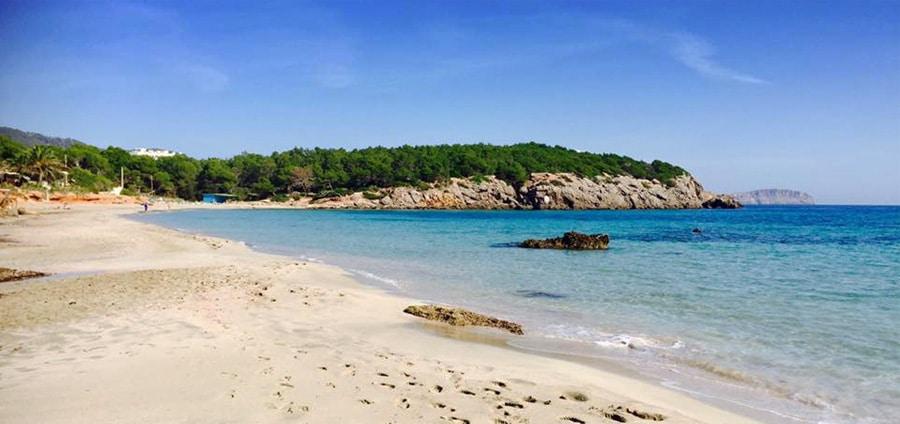Spiaggia Cala Nova Ibiza