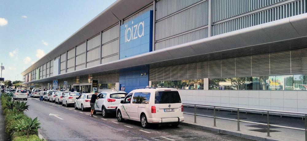 taxi ibiza