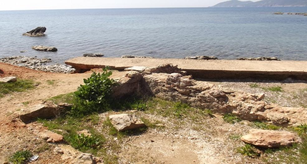 aquedotto romano di s argamassa ibiza