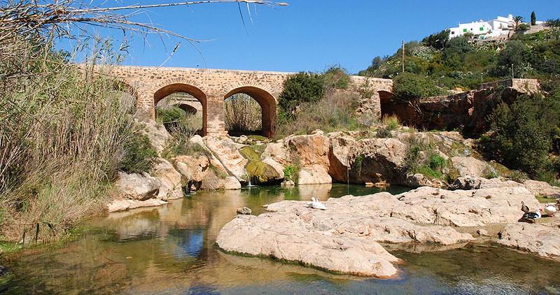 Pont Vell Ibiza -Pont des Molins ibiza