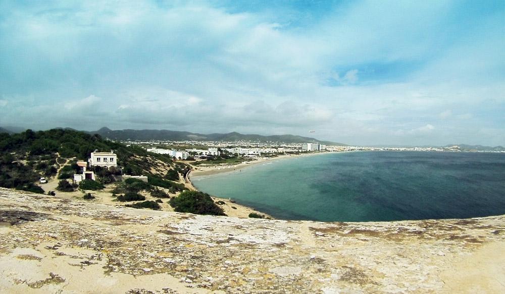 Torre des Carregador Ibiza - Panorama