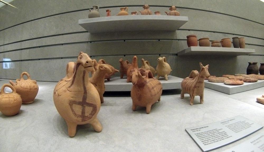 Museo Puig des Molins Ibiza