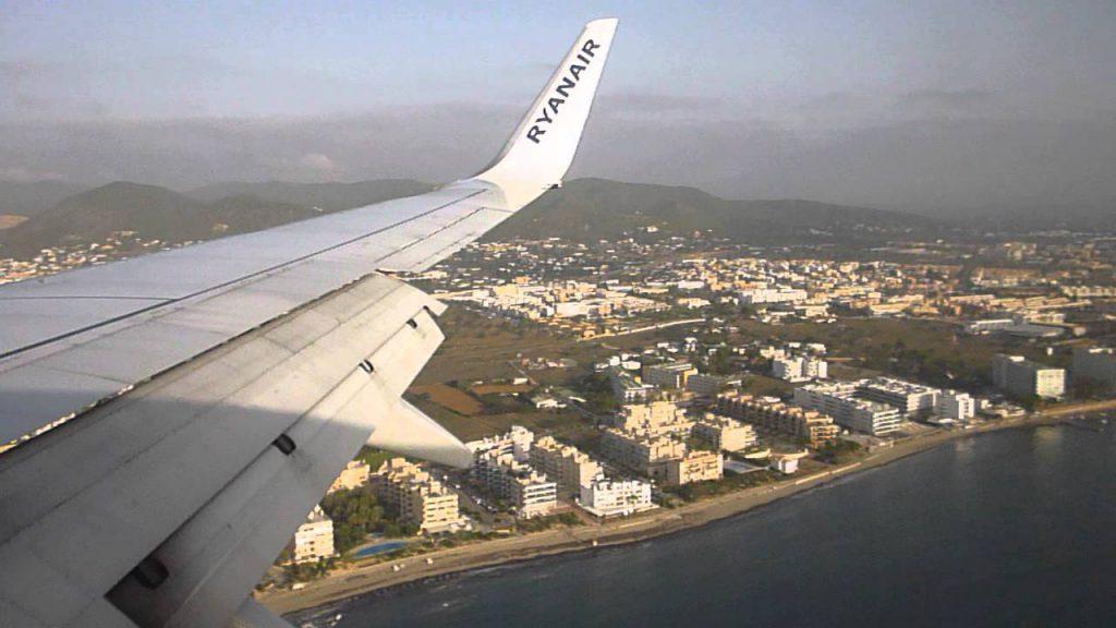 Aeroporto Ibiza : Ryanair aprirà a marzo una nuova base ibiza