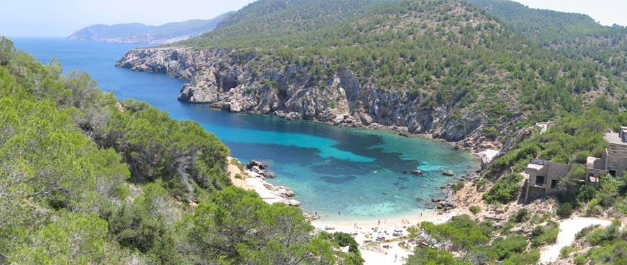 Spiaggia di D'en Serra Ibiza