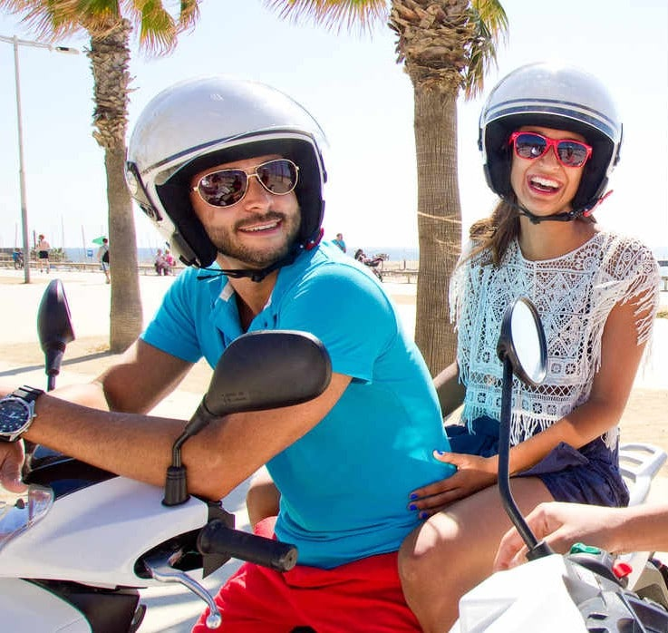 Turbo Scooter Rental Ibiza: Rent Scooter E Moto Online