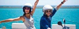 Noleggio scooter a Ibiza