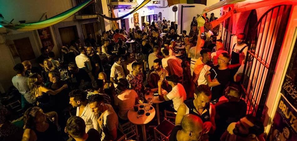 Ibiza Gay Calle de la Virgen