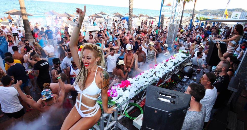 Party Bora Bora Ibiza