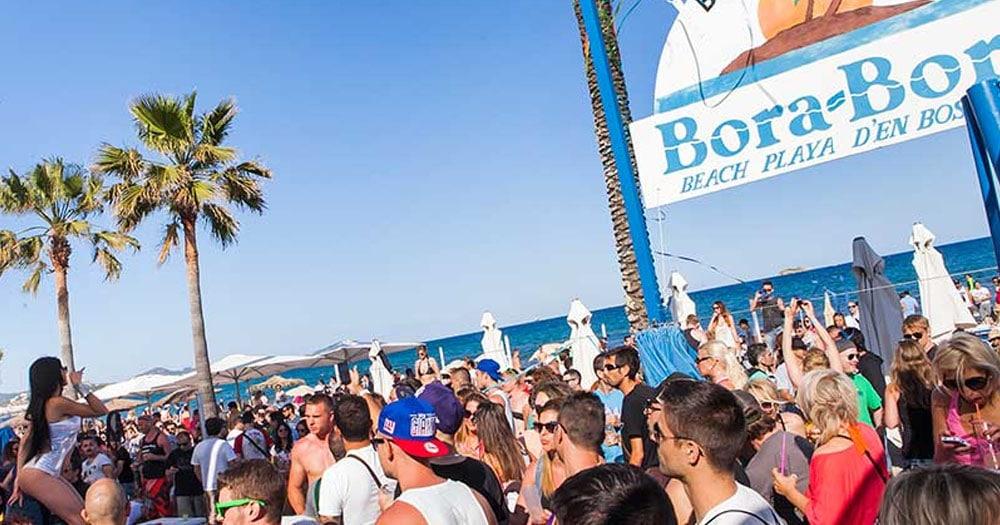 Bora Bora, Ibiza - Informazioni utili, djs e tickets 2019