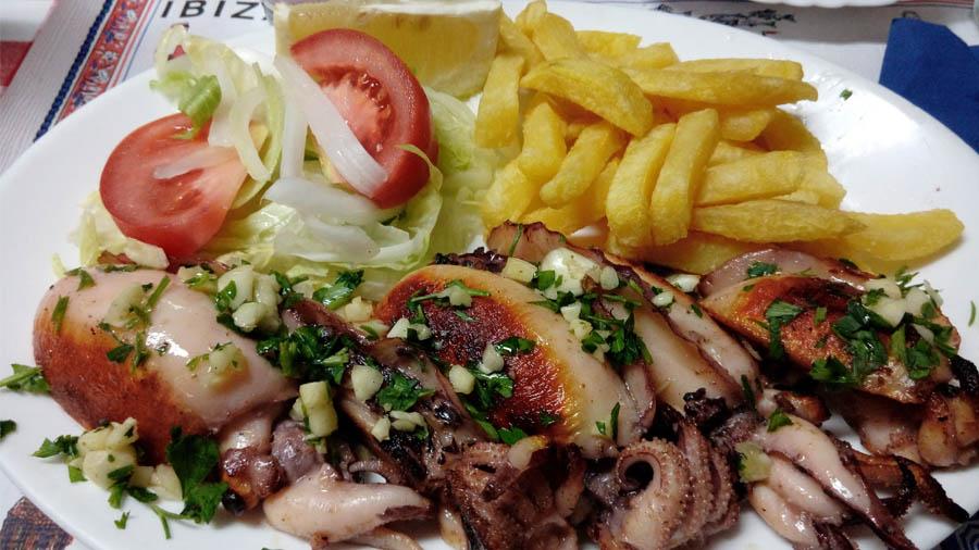 Cosa mangiare a Ibiza, ecco i piatti tipici