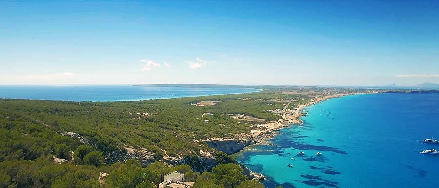 Mirador de Formentera