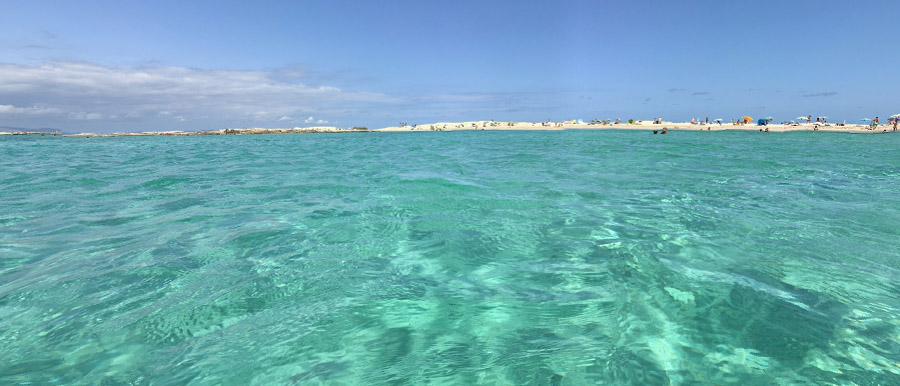 Playa de Illetes Formentera