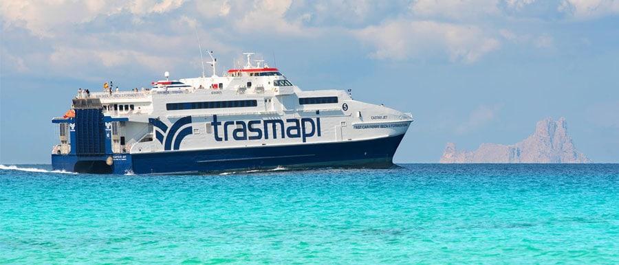 Traghetto da Ibiza a Formentera - Informazioni e prenotazioni online