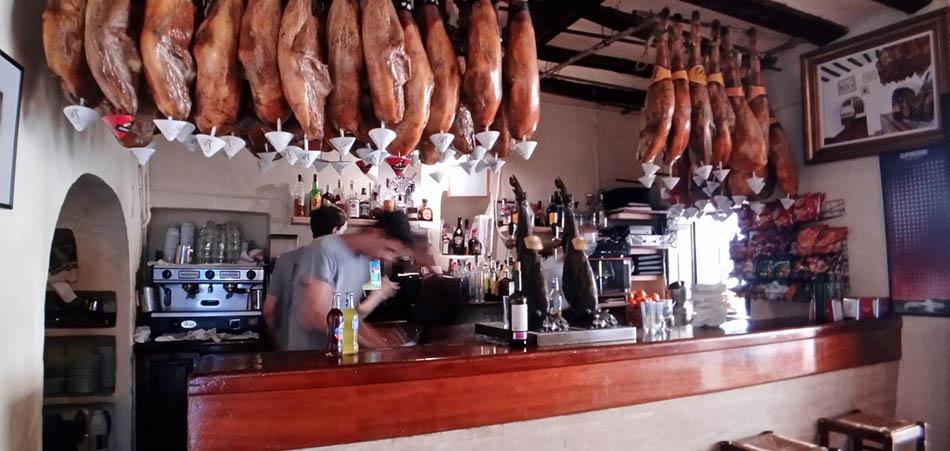 Bar Costa a Ibiza