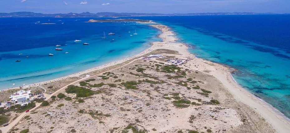 Le migliori spiagge di Formentera