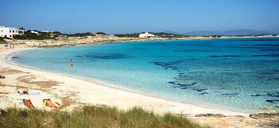 Playa di Ses Canyes