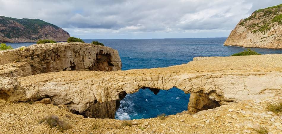 Cala d'Albarca Ibiza